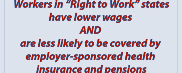 right to work could lower wages benefits for all missourians